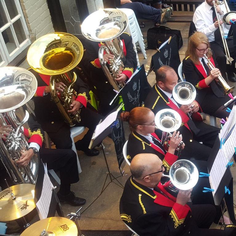 sandleheath-brass-band