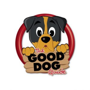 We are now listed in The Good Dog Guide