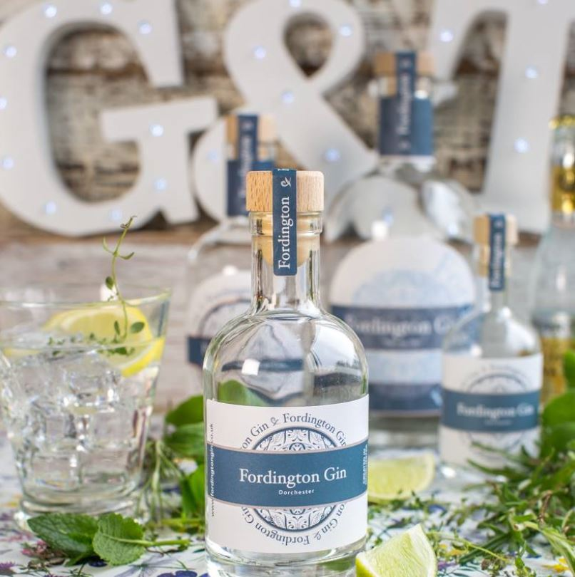 Local Fordington Gin