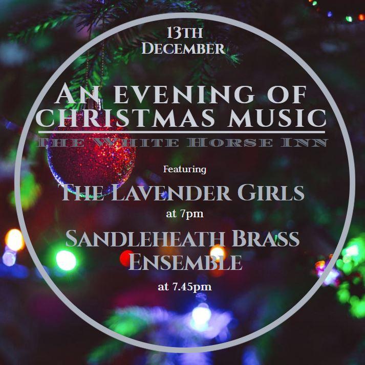 Evening of Christmas Music