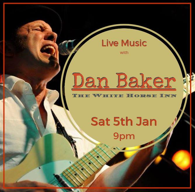 Dan Baker Live web